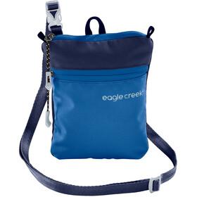 Eagle Creek Stash Neck Pouch, aizome blue